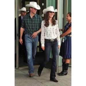 Goldsign Passion Bootcut Jeans ASO Kate Middleton